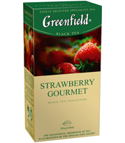 Greenfield Strawberry Gourmet (25 шт.)