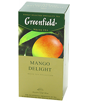 Greenfield Mango Delight (25 шт.)