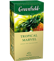 Greenfield Tropical Marvel (25 шт.)