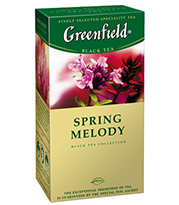 Greenfield Spring Melody (25 шт.)