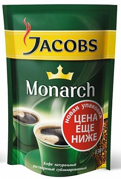 Jacobs Monarch (150 г.)
