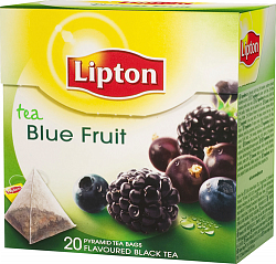 Lipton Blue Fruit (20 шт.)
