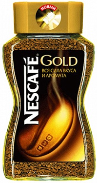 Nescafe Gold (190 г.)