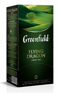 Greenfield Flying Dragon (25 шт.)
