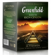 Greenfield Rich Ceylon (20 шт.)