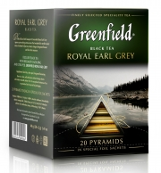 Greenfield Royal Earl Grey (20 шт.)