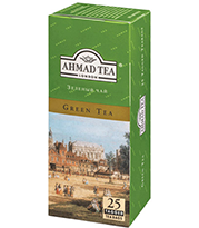 Ahmad Green Tea (25 шт.)