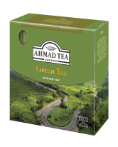 Ahmad Green Tea (100 шт.)