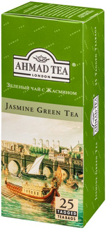 Ahmad Green Tea Jasmin (25 шт.)