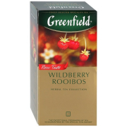 Greenfield Wildberry Rooibos (25 пак. х 1,5г)