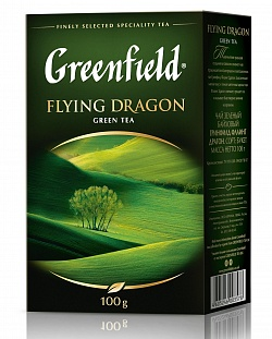 Greenfield Flying Dragon (100 г.)