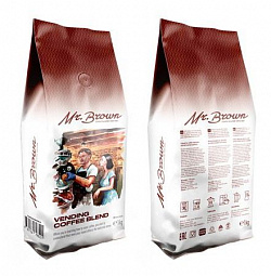 Mr.Brown «Vending Coffee Blend»